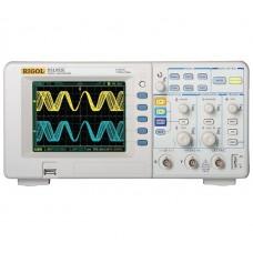 Rigol DS1052E ::: 50MHz Digital Oscilloscope