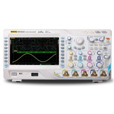 Rigol MSO4024 ::: Mixed-signal-oscilloscope, 200MHz bandwidth, 4GS/s and 16-digitala channels