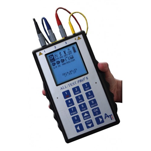 All Test Instruments : All test pro ™ motor tester