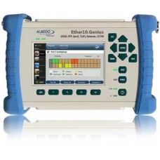 Albedo Ether10.Genius ::: 10GigE, Ethernet, E1, Datacom, PTP, SyncE and Jitter and Wander