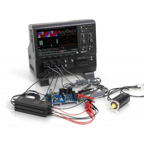 Lecroy hdo8000a 350mhz 1ghz high definition oscilloscopes ccuart Gallery