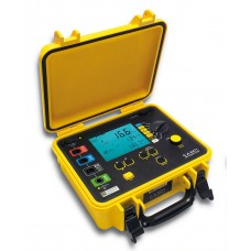 Chauvin Arnoux C.A 6472 ::: Earth & Resistivity Tester