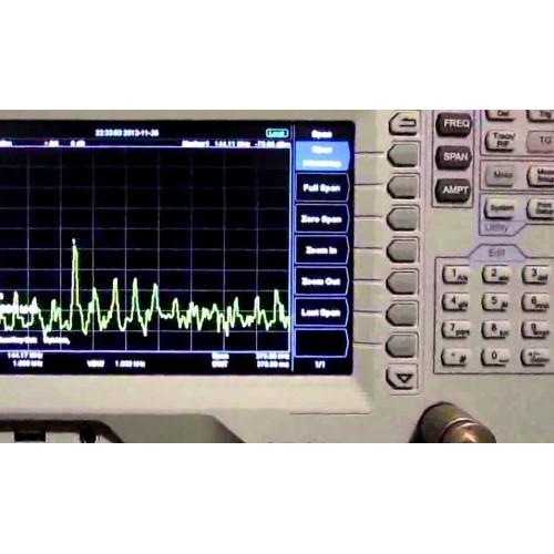 Rigol DSA705 ::: 100kHz to 500MHz Spectrum Analyzers