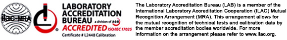 Laboratory Accreditation Bureau L-A-B