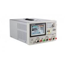 Siglent SPD3303D ::: 0-30V Triple Output DC Bench Power Supply