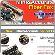 FiberFox Splicer Specials