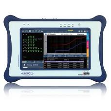 Albedo xGenius ::: 10Gigabit Ethernet, Gigabit Ethernet, 1000/100/10BASE-T, SyncE, T1, E1 and PTP